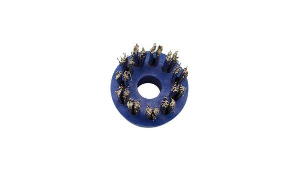 Shoponline Dyva: Spazzolino circolare acciaio